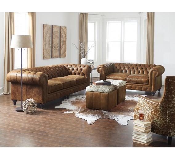 """Trivietė ir dvivietė sofa """"RONDELL"""""""